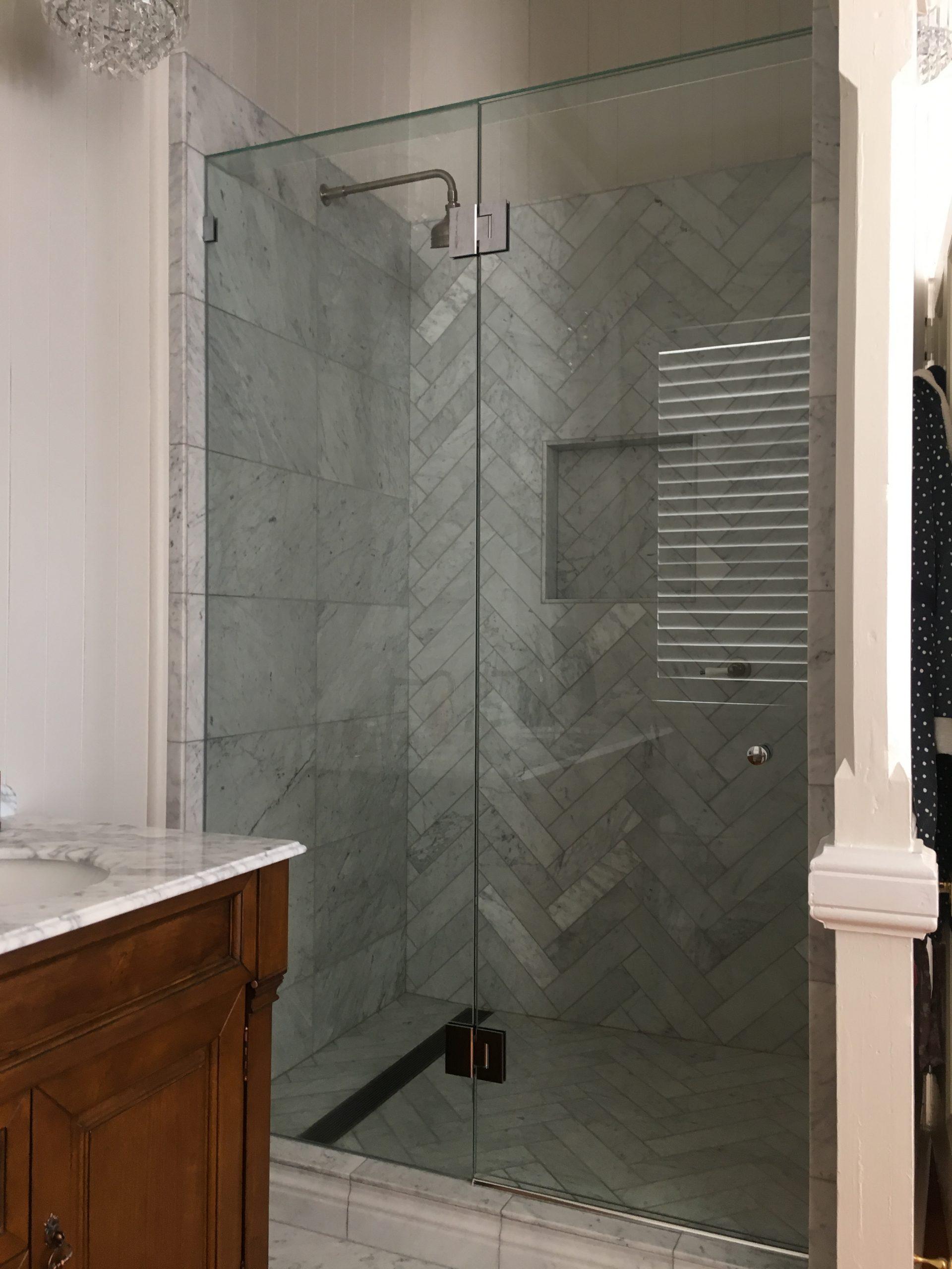 Glass Shower Doors 101: How Do I Take Care of Them?